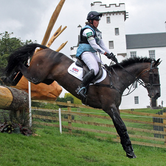 Kitty King Eventing