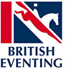 Kitty King, British Eventing Logo